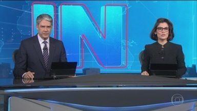 Jornal Nacional, Íntegra 29/10/2018 - As principais notícias do Brasil e do mundo, com apresentação de William Bonner e Renata Vasconcellos.