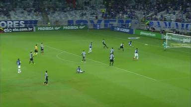 Cruzeiro perde para o Ceará em partida adiada no Brasileirão - Atletico só joga na próxima segunda-feira (29).