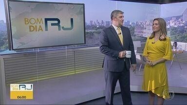 Bom Dia RJ - Edição de quarta-feira, 31/10/2018 - As primeiras notícias do Rio de Janeiro, apresentadas por Flávio Fachel, com prestação de serviço, boletins de trânsito e previsão do tempo.