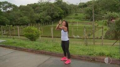 Conheça o estilo de vida da Laura, que chegou aos 40 anos com o corpo sarado - Assista ao vídeo