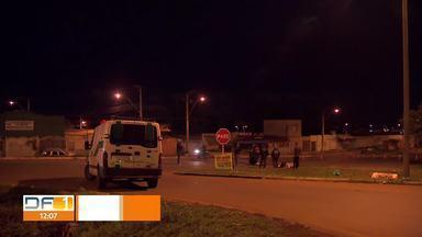 Briga de trânsito acaba em morte - Após perseguição, motorista de 20 anos é morto a pedradas em Santa Maria.