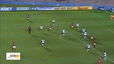 Confira os destaques do Globo Esporte GO deste sábado (3) - Com 20 mil pessoas no Estádio Serra Dourara, VIla decepciona e empata com o Paysandu.