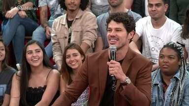 """José Loreto fala sobre seu personagem em """"O Sétimo Guardião"""" - O ator interpretará Eurico Junior"""