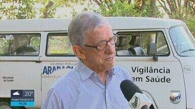 Empresário e militante político Feiz Mattar morre aos 86 anos em Araraquara - Corpo foi enterrado nesta segunda no Cemitério São Bento. Causas da morte não foram divulgadas.
