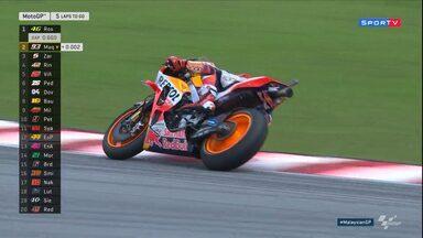 MotoGP - 18ª etapa - GP da Malásia
