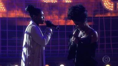 Larissa Luz e Mylena Jardim cantam no Amor e Sexo - Confira!