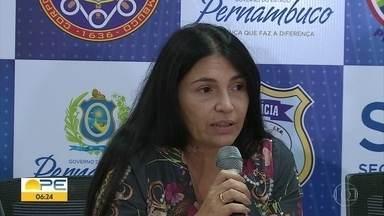 Delegada Silvana Lelis assume novo Departamento de Repressão ao Crime Organizado - O Draco substitui duas delegacias que foram extintas: a de Combate a Corrupção e a de Combate a Pirataria.