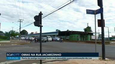 Escolhida empresa que irá interligar rua Jacarezinho - A obra irá custar mais de um milhão e seiscentos mil reais.