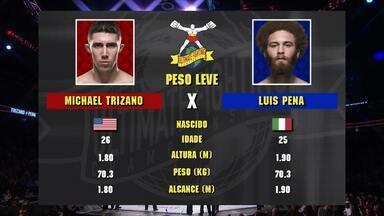 Mike Trizano x Luis Peña