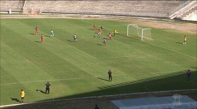 Botafogo-PB sai na frente, mas toma a virada e perde mais uma no Nordestão Sub-20 - Belo perde por 2 a 1 para o América-RN e se complica ainda mais na competição