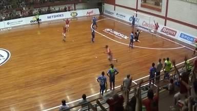 Atlântico vence o Minas pela Liga Nacional de Futsal - Atlântico 3 X 2 Minas.
