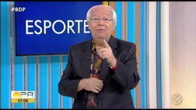 Veja os comentários de Ivo Amaral desta segunda-feira - 12/11/2018 - Vitória do Paysandu, eleição no Remo e resultados da Segundinha são os destaques do esporte do Bom Dia Pará desta segunda.