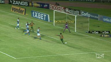 Sampaio vence o São Bento, no Castelão - Jheimy e Fernando Sobral marcam os gols do triunfo Tricolor