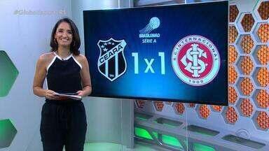 Globo Esporte RS - Bloco 2 - 12/11/2018 - Assista ao vídeo.