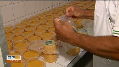Conheça o município que é famoso por ser uma das maiores bacias leiteiras de Pernambuco - Na cidade, são produzidas mais de 10 toneladas de produtos derivados do queijo.