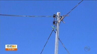 Energisa e Prefeitura começam trâmites para regularizar situação no Loteamento Mangabeiras - Energisa e Prefeitura começam trâmites para regularizar situação no Loteamento Mangabeiras.