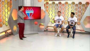 Bloco 1 - Globo Esporte CE - 12/11/2018 - Bloco 1 - Globo Esporte CE - 12/11/2018