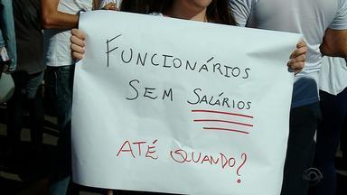 Sem repasses do estado, hospitais gaúchos atrasam salários e diminuem atendimento - Situação é enfrentada por hospitais de diferentes regiões do estado.