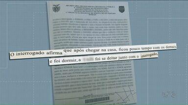 Suspeito de participar da morte do jogador Daniel dá detalhes à polícia - Eduardo da Silva, que está preso, foi ouvido nesta segunda-feira, 12.