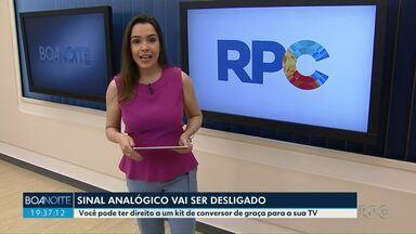 TV digital - O sinal analógico vai ser desligado no dia 28 de Novembro