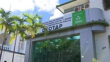 Promotor de Justiça pede afastamento de Valmir de Francisquinho da prefeitura de Itabaiana - Promotor de Justiça pede afastamento de Valmir de Francisquinho da prefeitura de Itabaiana.