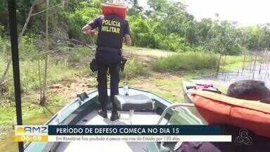 Período do defeso, em Rondônia, começa nesta quinta, 15 de novembro - Pesca fica proibida, no estado, durante 120 dias.