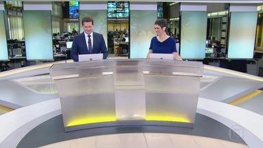 Jornal Hoje - Edição de quarta-feira, 14/11/2018 - Os destaques do dia no Brasil e no mundo, com apresentação de Sandra Annenberg e Dony De Nuccio