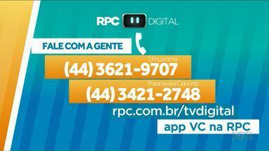 Inscritos em programas sociais têm direito ao kit digital de graça - Você pode consultar no nosso site rpc.com.br/tvdigital para saber se tem direito ao kit.