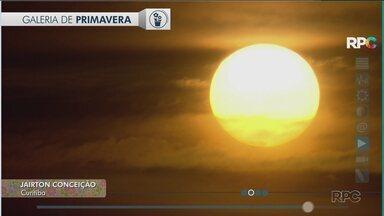 Feriado começou com sol mas tempo muda nesta quinta em Curitiba - Temperatura volta a subir a partir de amanhã.