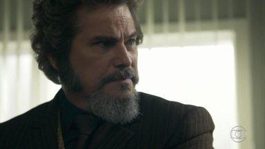 Juiz manda prender Dom Sabino - Mariacarla e Emílio celebram a prisão do congelado