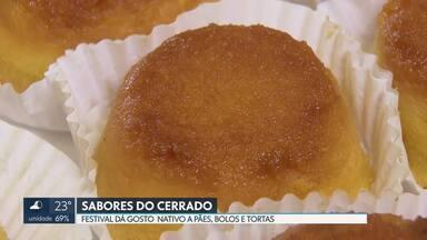 Frutos do Cerrado são as estrelas de festival do ramo da panificação - Brioche com recheio de pequi e brownie de castanha de barú são algumas das opções que valorizam os frutos da nossa região