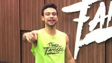 Sérgio Malheiros fala sobre sua expectativa para o Dança dos Famosos - Confira