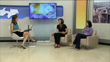 Papo Íntimo: saiba mais sobre os cuidados com os bebês prematuros - As doutoras Wanicleide Leite e Ádila Sampaio falaram sobre os cuidados com a gravidez de risco e com os bebês prematuros.