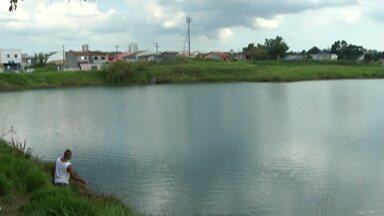 Lagoa Azul, em Suzano, oferece riscos de afogamento - Segundo a Prefeitura, a Guarda Civil Municipal faz rondas no local em dias quentes e feriados, mas o trabalho vai ser intensificado.