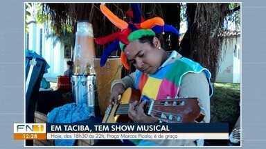 Veja os destaques da Agenda Cultural - Tem espetáculo infantil, show e diversas apresentações do Festival Nacional do Teatro de Presidente Prudente.
