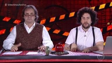 Patrulha Vídeo Show com Tony Granada e Claudio Pombas - Dupla analisa cenas de 'O Sétimo Guardião'