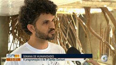 """IF Sertão-PE promove """"Semana de Humanidades"""" em Ouricuri - O evento será realizado a partir do dia 27 de novembro."""