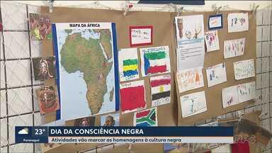 Atividades marcam o dia da Consciência Negra - Hoje (20) haverá shows e exposições em Curitiba.