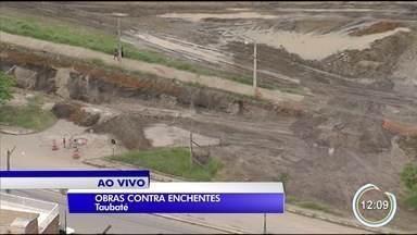 Bairro Água Quente tem obras para evitar alagamentos em Taubaté - Veja as informações no Vancop.