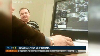 Primeira audiência do caso que investiga o pagamento de propina a vereador é realizada - Ex-vereador de Cascavel João Paulo de Lima é investigado, suspeito de receber dinheiro do ex-secretário Luciano Fabian, em 2013.