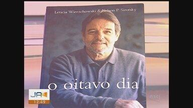 Empresário lança livro em Florianópolis na noite desta terça-feira (20) - Empresário lança livro em Florianópolis na noite desta terça-feira (20)