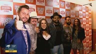 Ribeirão Country Fest 2018 acontece em 8 dezembro em Ribeirão Preto - Henrique & Juliano, Zé Neto & Cristiano e Gusttavo Lima são algumas das atrações.