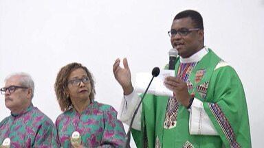 Missa Afro em Mogi comemora Dia da Consciência Negra - Celebração foi na Paróquia Nossa Senhora da Paz.