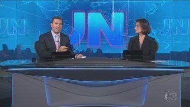 Jornal Nacional, Íntegra 21/11/2018 - As principais notícias do Brasil e do mundo, com apresentação de William Bonner e Renata Vasconcellos.