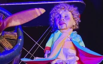 'O Pequeno Príncipe' é adaptado em BH por orquestra e por grupo de teatro de bonecos - Renata do Carmo conversou com maestro da Orquestra de Ouro Preto com o grupo de teatro de bonecos.
