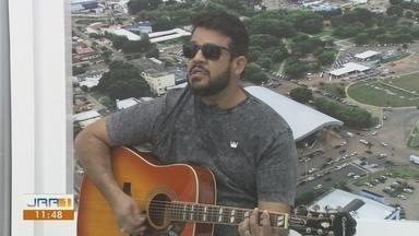Siddhartha Brasil fala sobre evento de Halloween 'Horror Night' em Boa Vista - Músico da banda Garden toca alguns dos sucessos da banda que completa 21 anos de história.