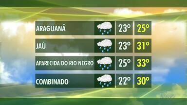 Confira a previsão do tempo nas principais regiões produtoras - Confira a previsão do tempo nas principais regiões produtoras