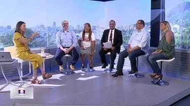 Globo Comunidade RJ - Edição de 25/11/2018 - Noticiário que traz assuntos de interesse da comunidade, como qualidade de vida e urbanismo.