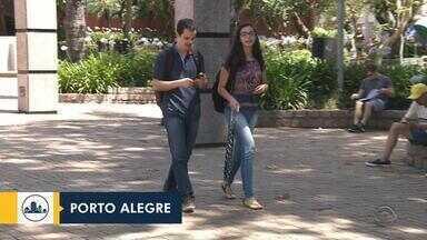 Cerca de 40 mil estudantes participam da prova do Enade no RS - Assista ao vídeo.