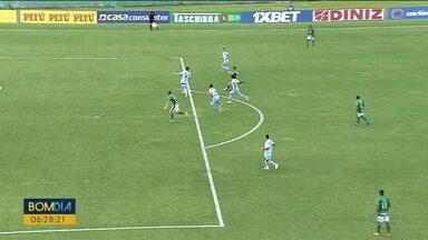 Atlético empata na Arena - Já o Londrina perdeu na despedida da série B.